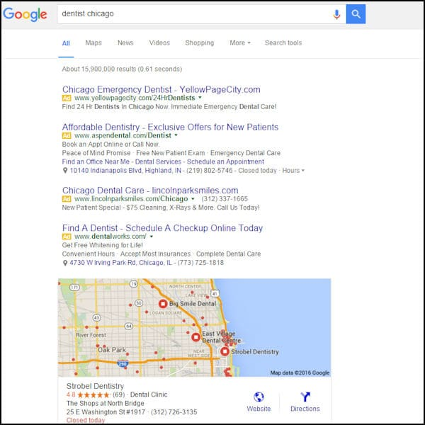 Google Changes Ad Display On Search Results