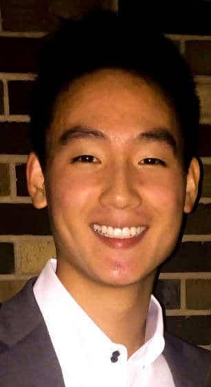 dental scholarship winner